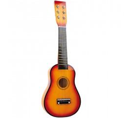 Gitara  vaikams CLASSIC SUNBURST 53 cm medinė