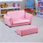 Vaikiška sofa su pakoju