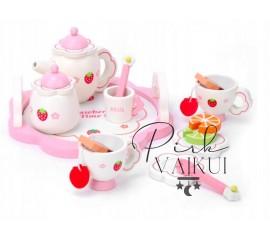 Medinis kavos/arbatos rinkinys