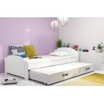 Dvivietė ištraukiama lova LILA balta