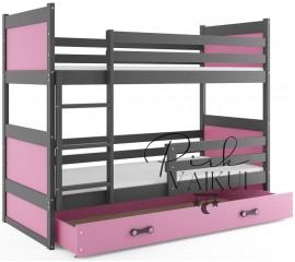 Bunk Bed RICO graffiti