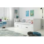 Lova-Sofa Hermes balta