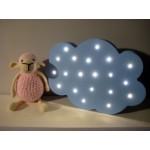LED lempa Debesėlis
