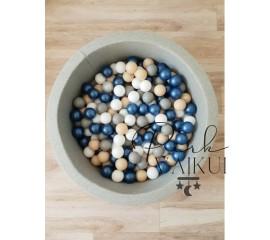 Baseinas su 250 kamuoliukais MIMI (30 cm)