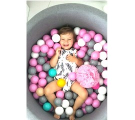 Baseinas su 300 kamuoliukais MIMI (30 cm)