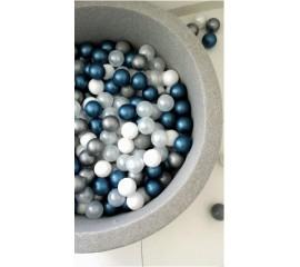 Baseinas su 250 kamuoliukais MIMI (40 cm)