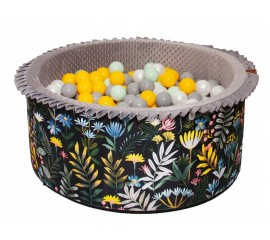Baseinas PIEVA su 400 kamuoliukų