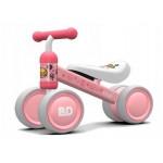Vaikiškas balansinis paspirtukas  Pink
