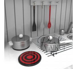 Medinė virtuvėlė Sofia