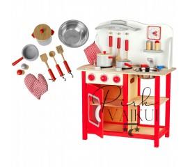 Medinė virtuvė TOBI