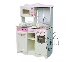 Medinė virtuvė Šefas