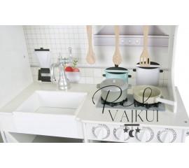 Medinė virtuvė Vintage