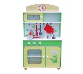 Medinė virtuvėlė FROGI