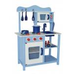 Medinė virtuvė BLUE