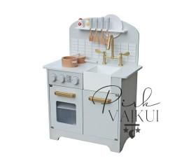 Medinė virtuvė DELUXE