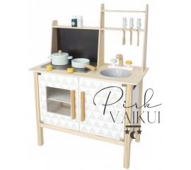 Medinė virtuvė Aisha