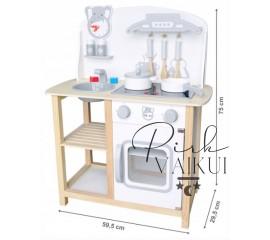 Medinė virtuvė Rondo