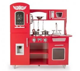 Medinė virtuvė RED