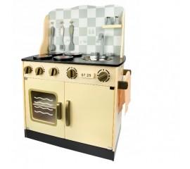 Medinė virtuvė Ema