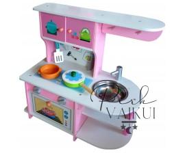 Medinė virtuvėlė Zosia